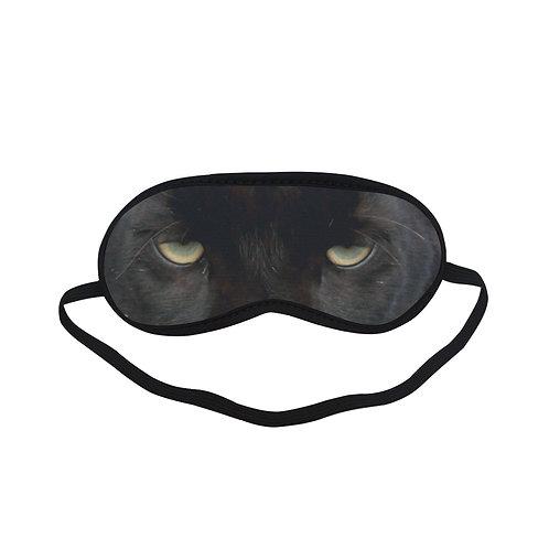 JTEM058 Black Panther Eye Printed Sleeping Mask