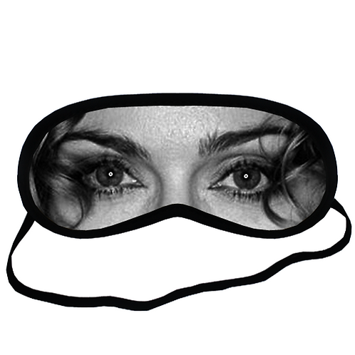 EYM415 Madonna Eye Printed Sleeping Mask