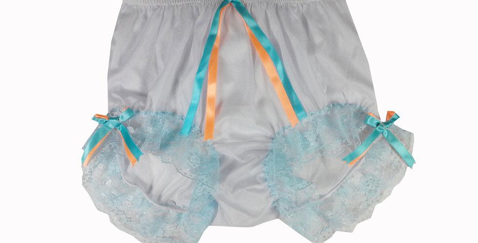 NNH11D79 Handmade Panties Lace Women Men Briefs Nylon Knickers