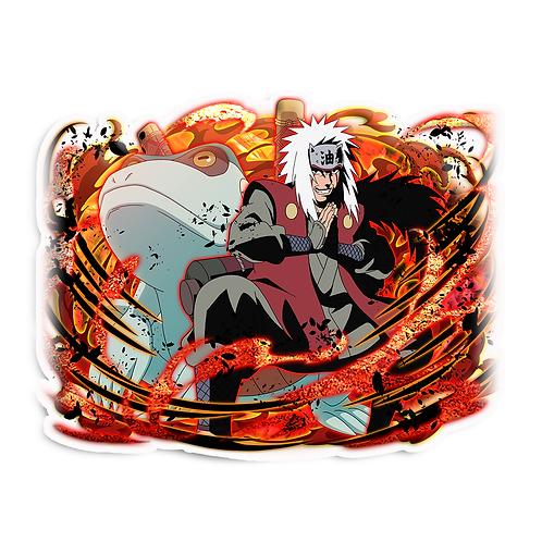 NRT166 Jiraiya Legendary Sannin Naruto anime s