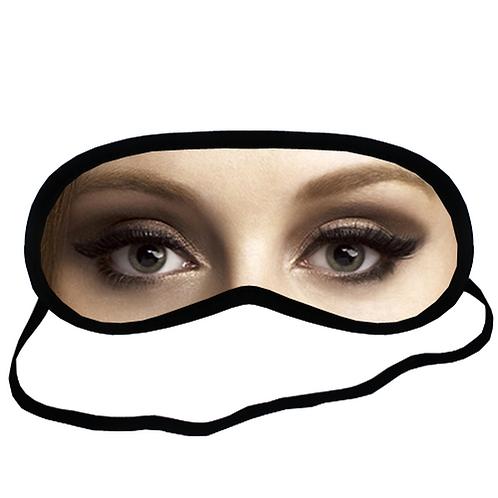 EYM179 Adele Eye Printed Sleeping Mask