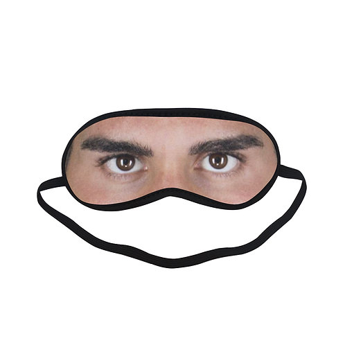 ITEM043 André Silva Eye Printed Sleeping Mask