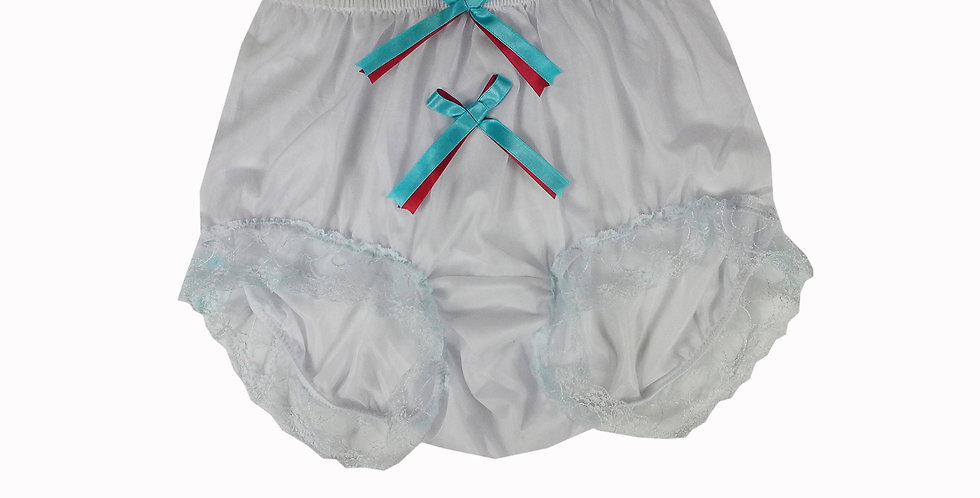 NNH10D89 Handmade Panties Lace Women Men Briefs Nylon Knickers