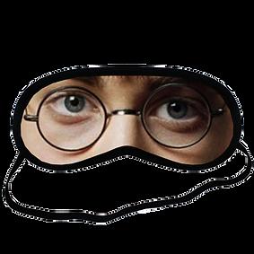 harry potter eye sleeping mask