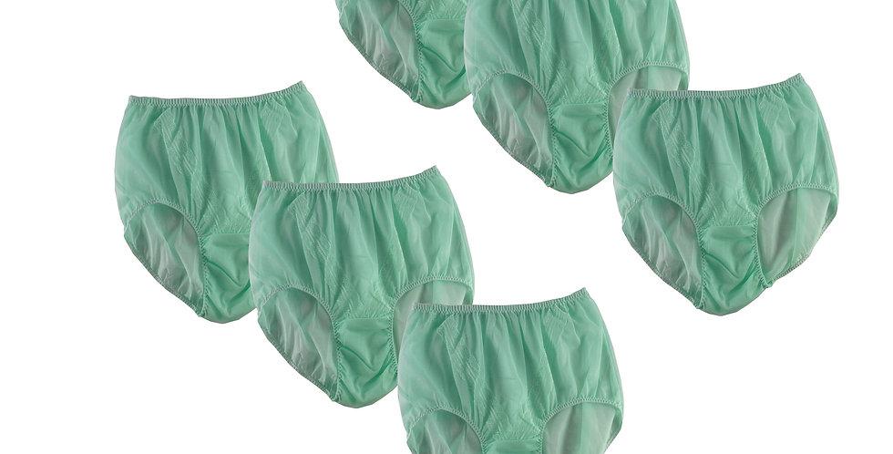 SSS fair green Lots 3 pcs Wholesale New Nylon Panties Lace Women Men Briefs
