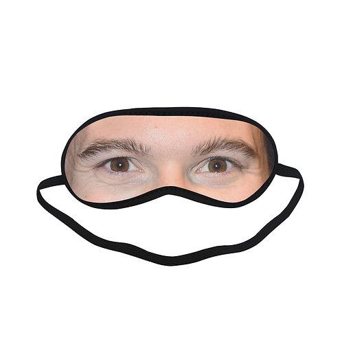 ITEM181 Bryan Dechart Eye Printed Sleeping Mask