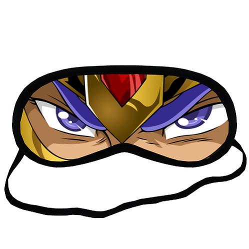 EYM492 Saint Seiya Eye Printed Sleeping Mask