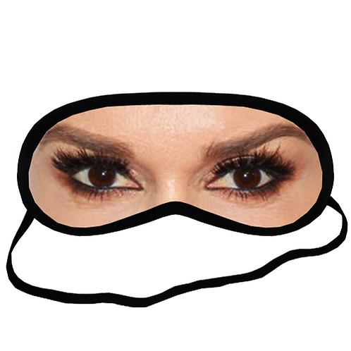EYM309 Gwen Stefani Eye Printed Sleeping Mask