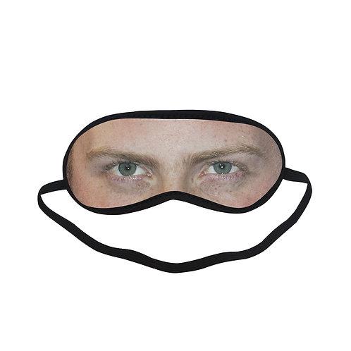 ITEM213 Charlie Clements Eye Printed Sleeping Mask