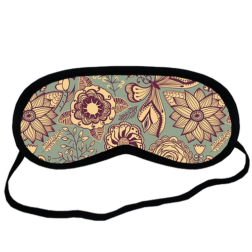 EYM799 Design Graphic Art Eye Printed Sleeping Mask