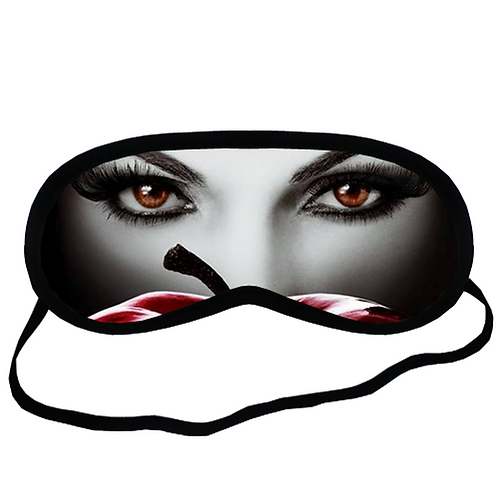 EYM458 Once Upon a Time Eye Printed Sleeping Mask