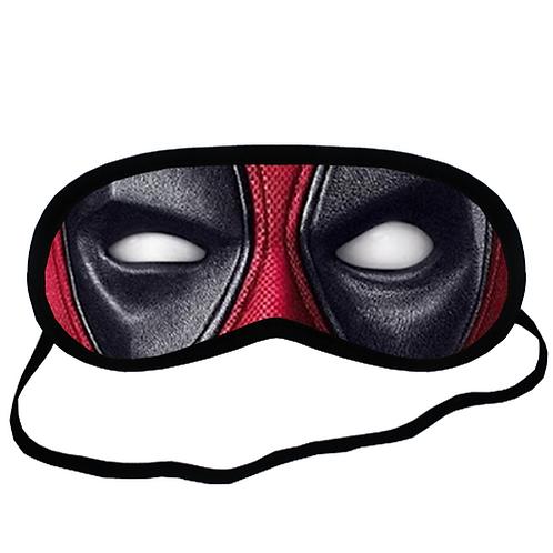 EYM099 Deadpool Eye Printed Sleeping Mask