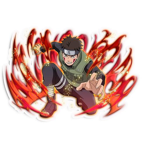 NRT213 Kiba Inuzuka Konohagakure Naruto anime s