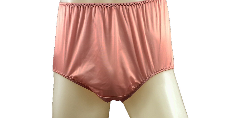 BBE03 Orange Brown fashion New Nylon Panties Women Knickers Briefs Underwear