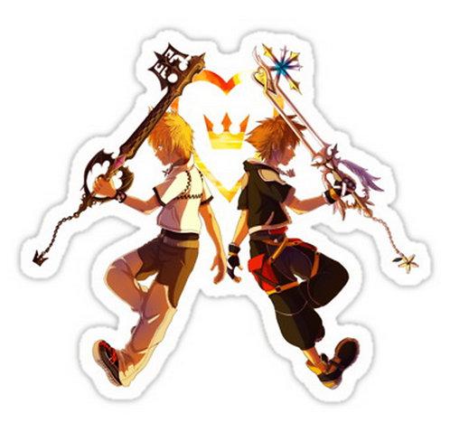 SRBB0741 You Make A Good Other KingdomHearts anime sticker