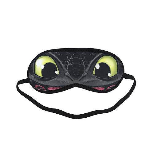 SPM530 toothless dragon Eye Printed Sleeping Mask