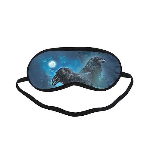 ATEM365 ravens Eye Printed Sleeping Mask