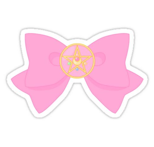Pastel Sailor Moon Crystal Star  SSLM011 Cartoon Anime Car Window Decal Sticker