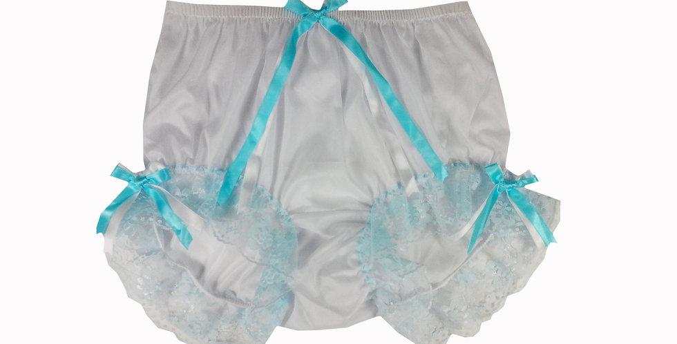 NNH11D74 Handmade Panties Lace Women Men Briefs Nylon Knickers