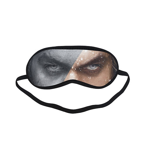 BTEM085 Aquaman Jason Momoa Eye Printed Sleeping Mask