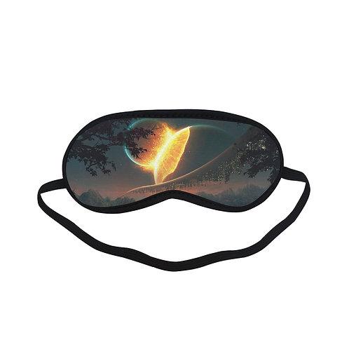 PTEM416 Comet Solar design Eye Printed Sleeping Mas