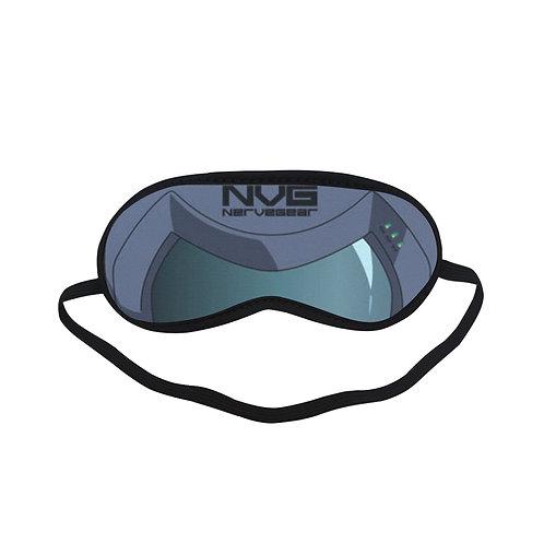 BTEM416 Sword Art  Nerve Gear Eye Printed Sleeping Mask