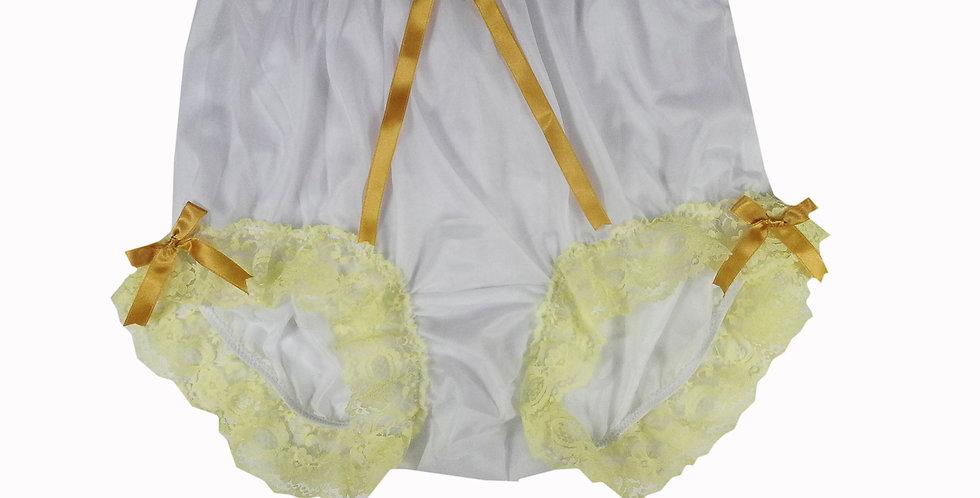 NNH11D54 Handmade Panties Lace Women Men Briefs Nylon Knickers