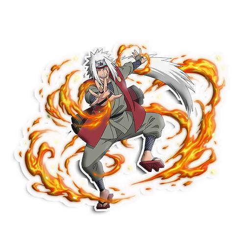 NRT174 Jiraiya Legendary Sannin Naruto anime s