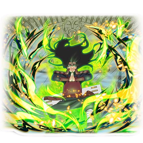 NRT96 Hashirama Senju God of Shinobi Naruto anime sti