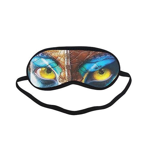 SPM101 Avatar Movie Eye Printed Sleeping Mask