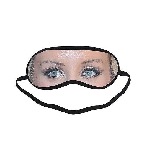 ITEM205 CATHERINE TYLDESLEY Eye Printed Sleeping Mask
