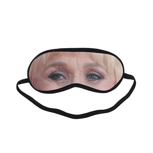 ITEM136 barbara windsor Eye Printed Sleeping Mask