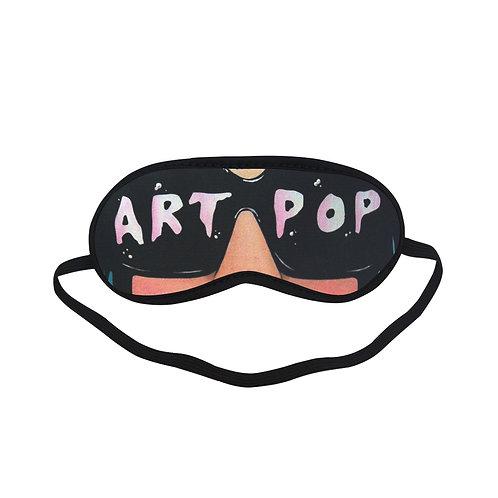 SPM203 Art Pop Sunglasses Eye Printed Sleeping Mask