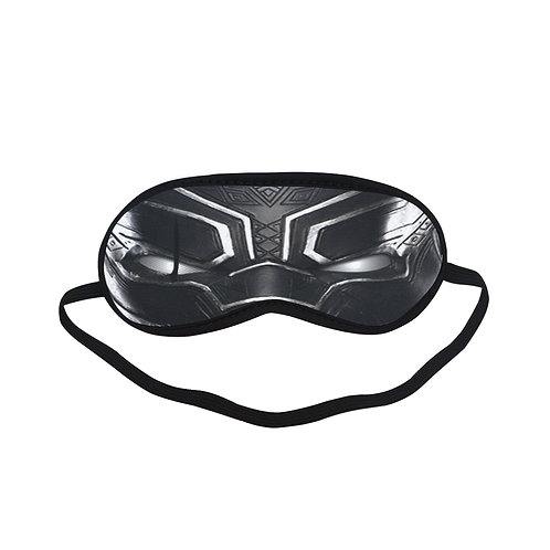SPM125 Black Panther Eye Printed Sleeping Mask