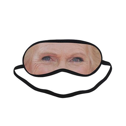 EOL239 Mary Berry Eye Printed Sleeping Mask