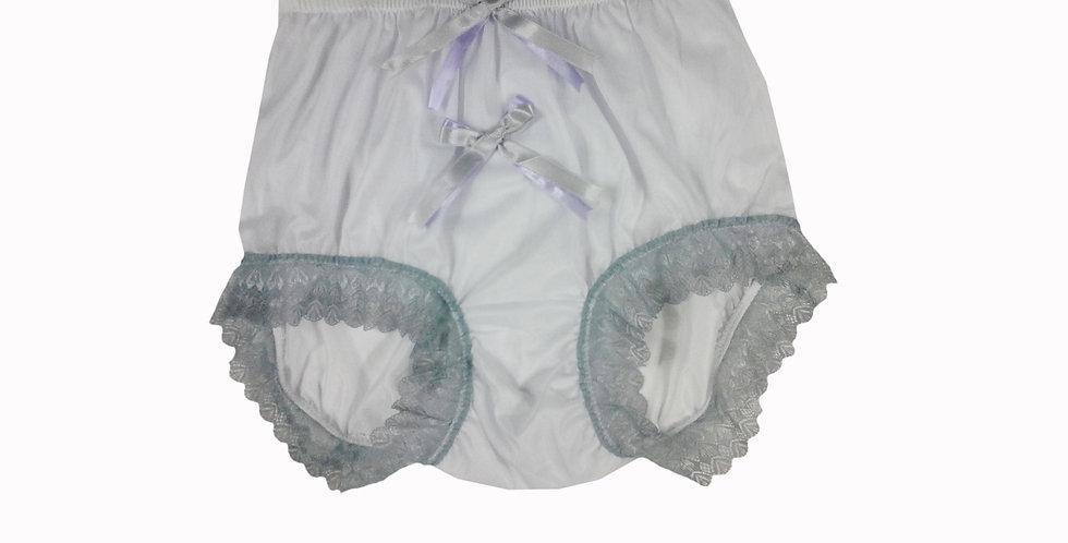 NNH10D108 Handmade Panties Lace Women Men Briefs Nylon Knickers