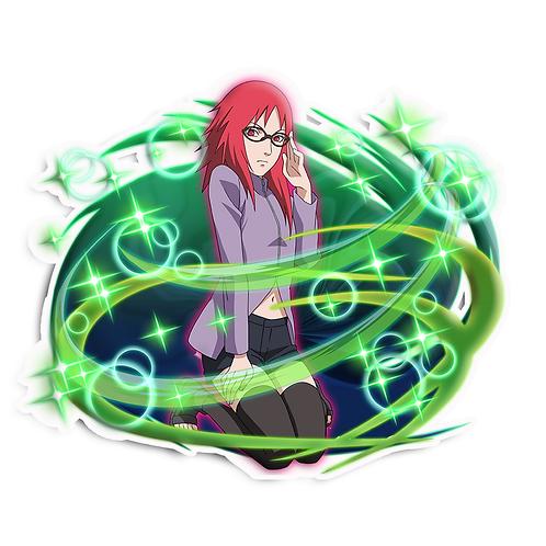 NRT211 Karin Uzumaki Akatsuki Shigeri Naruto anime s