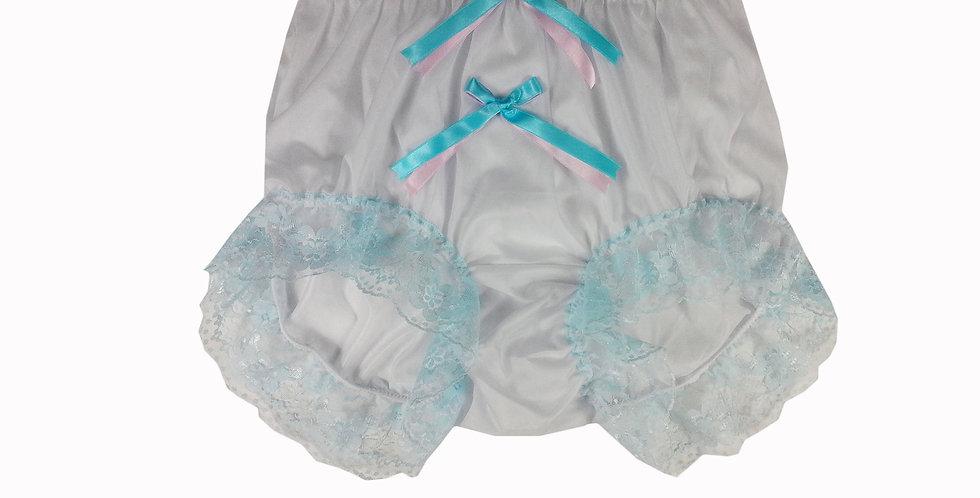 NNH10D61 Handmade Panties Lace Women Men Briefs Nylon Knickers