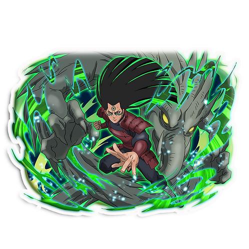 NRT98 Hashirama Senju God of Shinobi Naruto anime sti