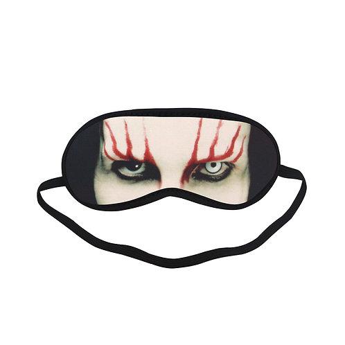 EPSC238 Marilyn Manson Eye Printed Sleeping Mask