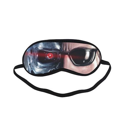 JTEM494 The Terminator Eye Printed Sleeping Mask