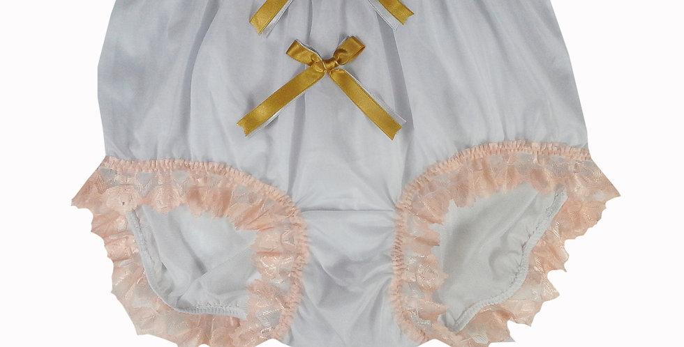 NNH10D43 Handmade Panties Lace Women Men Briefs Nylon Knickers