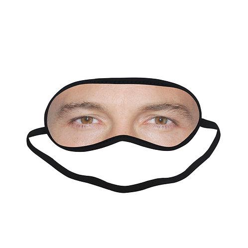 ITEM140 BEN AFFLECK Eye Printed Sleeping Mask