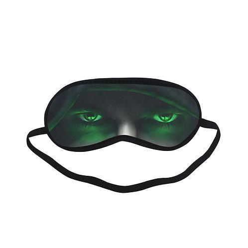 JTEM028B Arrow Eye Printed Sleeping Mask