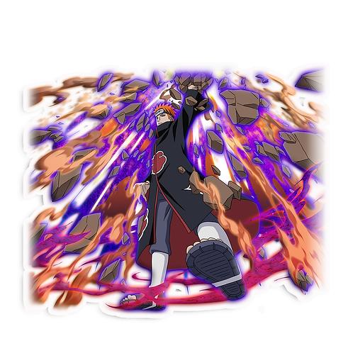 NRT314 Pain Yahiko Akatsuki Naruto anime s