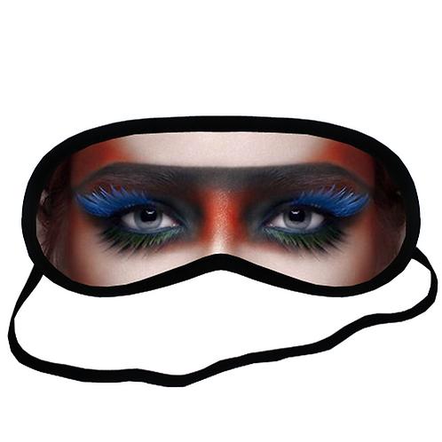 EYM1736 ART MAKEUP Eye Printed Sleeping Mask