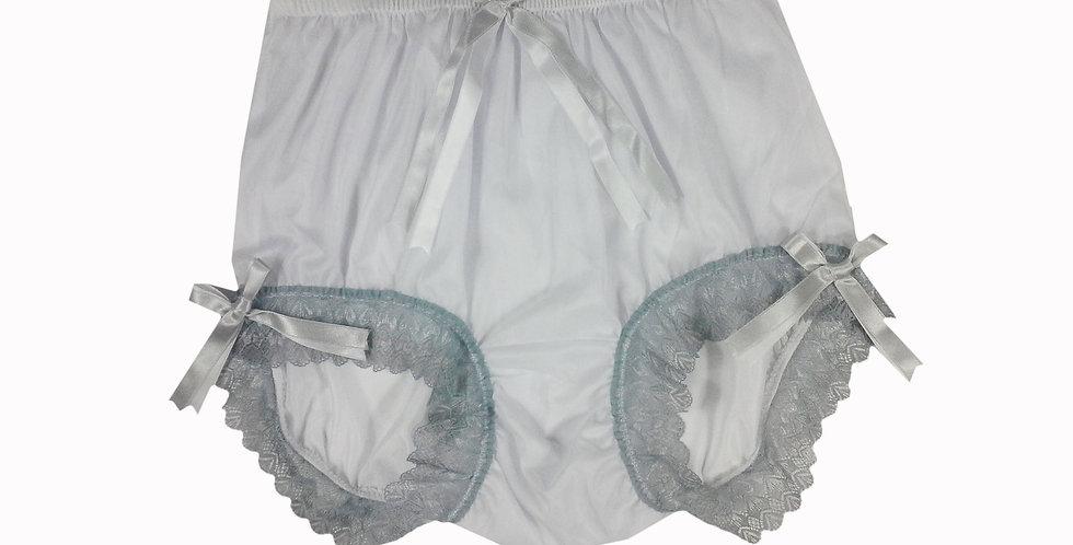 NNH11D123 Handmade Panties Lace Women Men Briefs Nylon Knickers