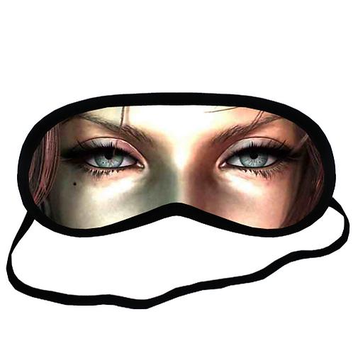 EYM273 Final Fantasy Eye Printed Sleeping Mask