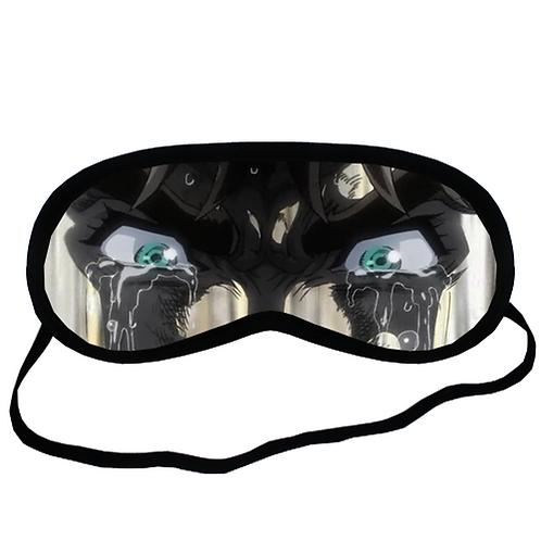 EYM664 JoJo's Bizarre Adventure  Tear Jerker Eye Printed Sleeping Mask