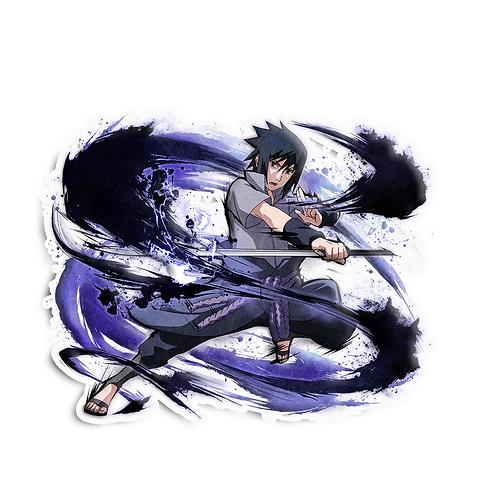 NRT485 Uchiha Sasuke Rinnegan Sharingan Naruto anime s